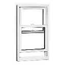 sinlge-hung window
